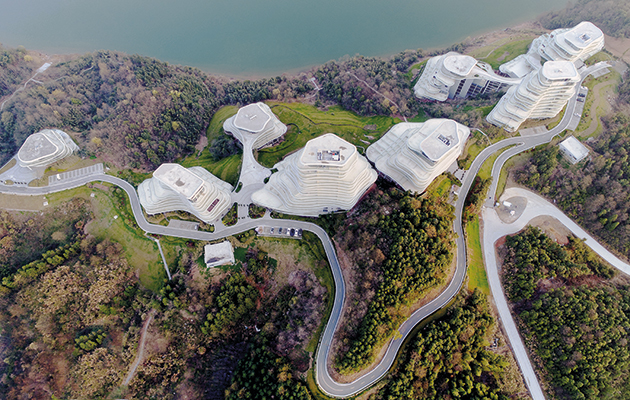 mad architects huangshan 1