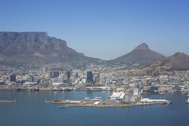 Cape Town. Photo by Mikael Colville Andersen via Flickr