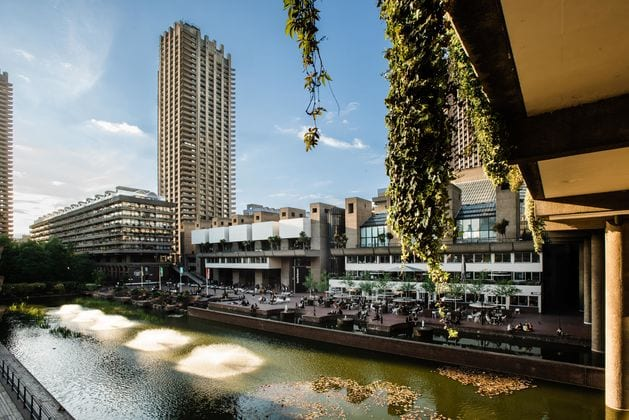 The Barbican: London's Brutalist masterpiece